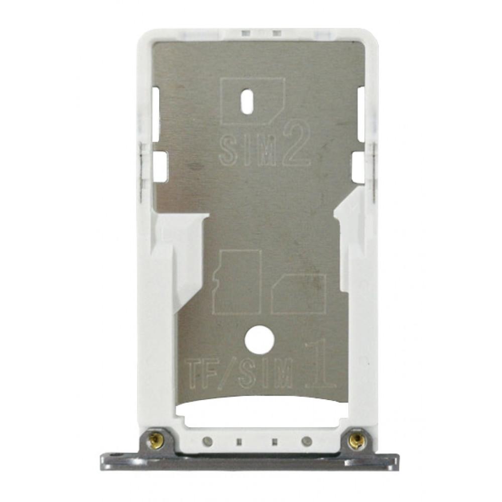 Sim лоток для Xiaomi Redmi Note 3 Pro, серый